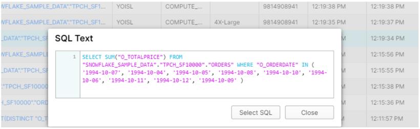 Qlik SenseとSnowflakeで150億件のデータを可視化してみた-14