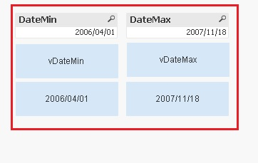 QlikViewで最大日付MaxDateと最小日付MinDateを取得する方法