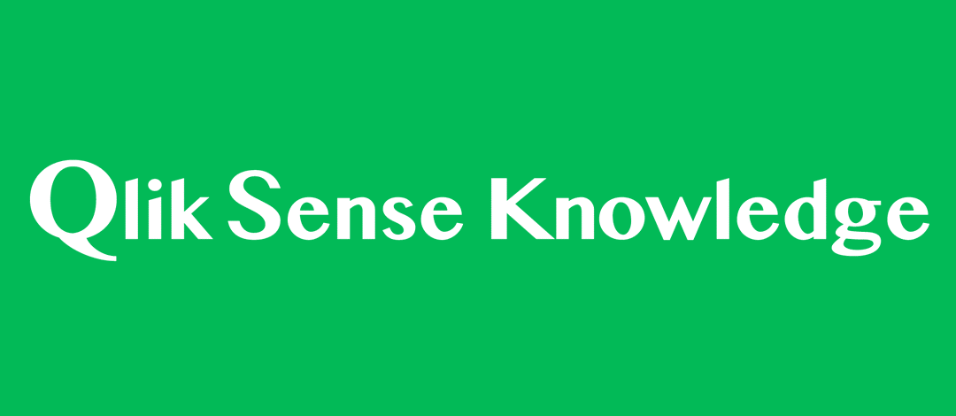 QlikSenseKnowledge